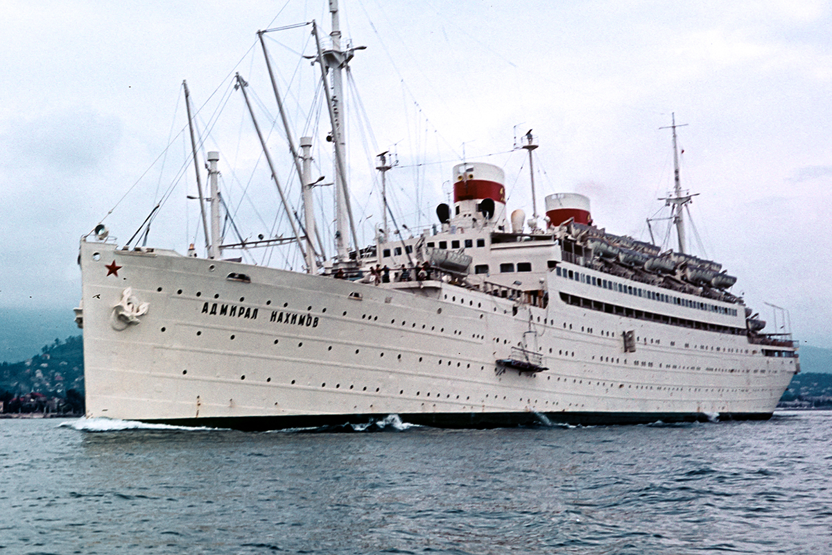 нахимов корабль