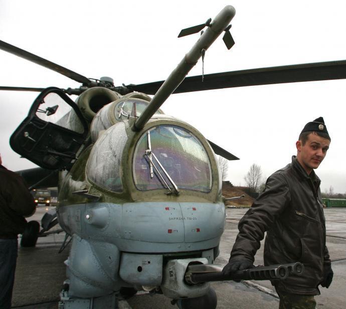 как выглядит вертолет