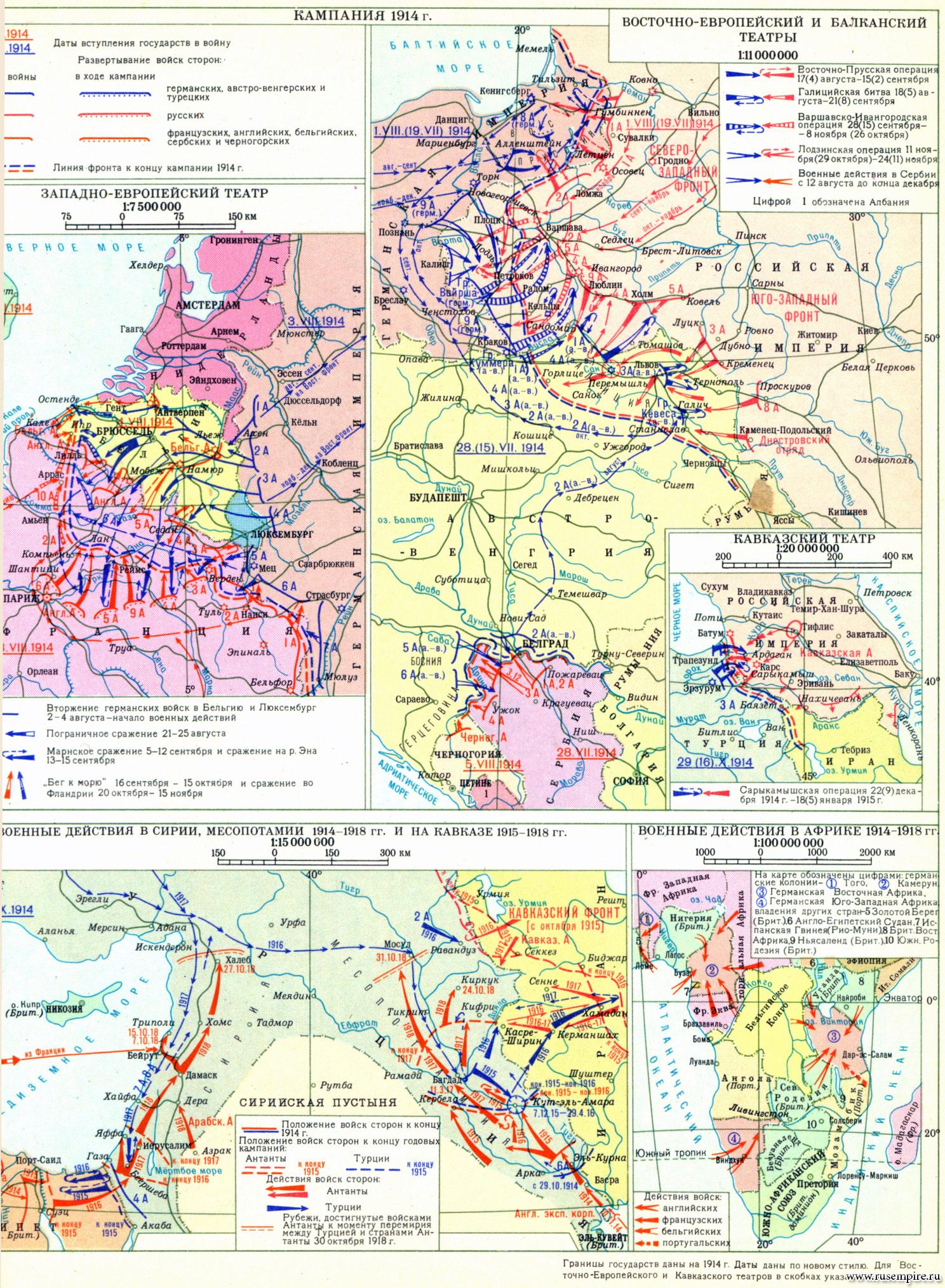 австро венгрия объявила войну