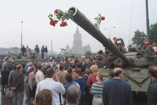 события августа 1991