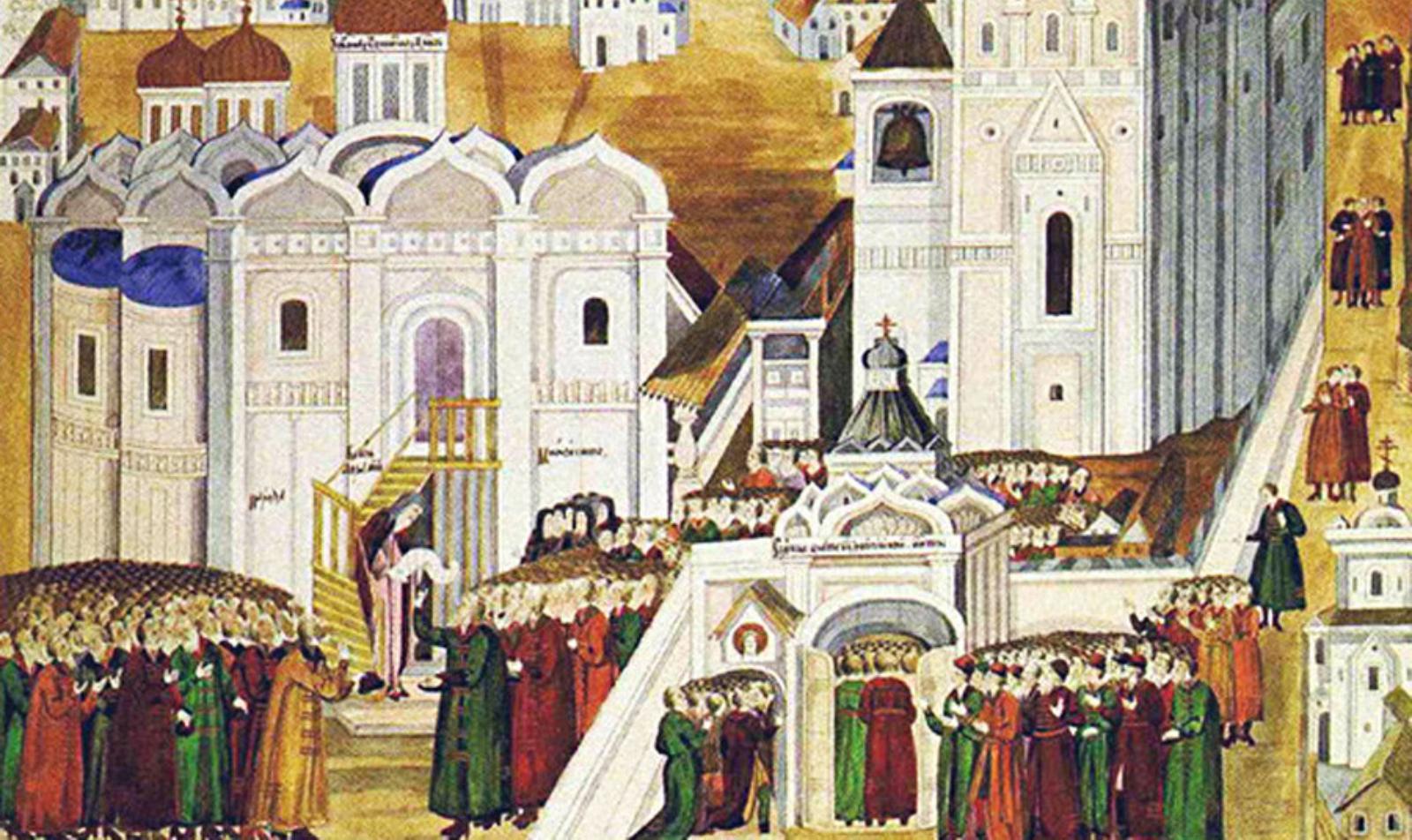 причины выбора михаила романова на русский престол