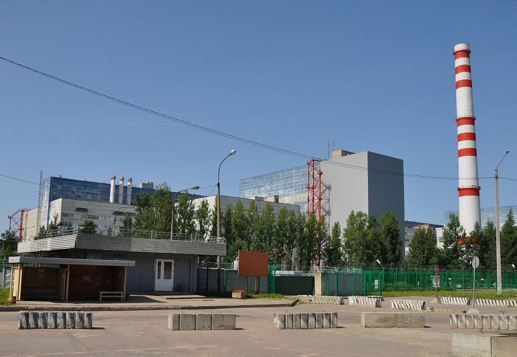 атомная станция в сосновом бору