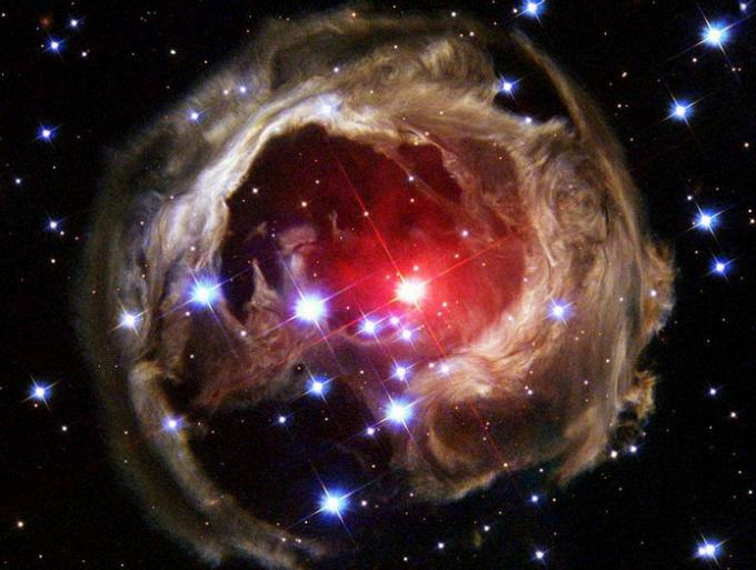 образование звезд