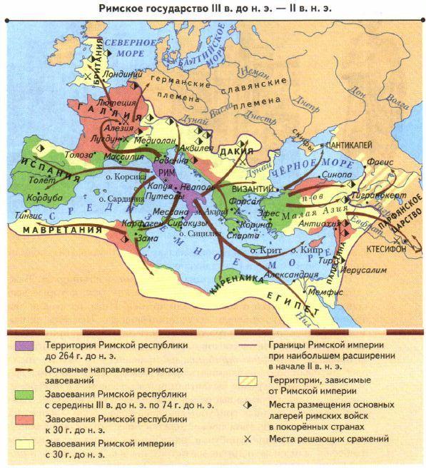 римское государство