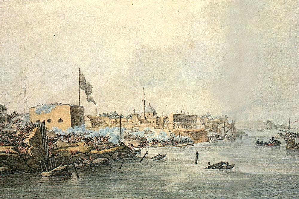 капитуляция турецкого гарнизона крепости плевна