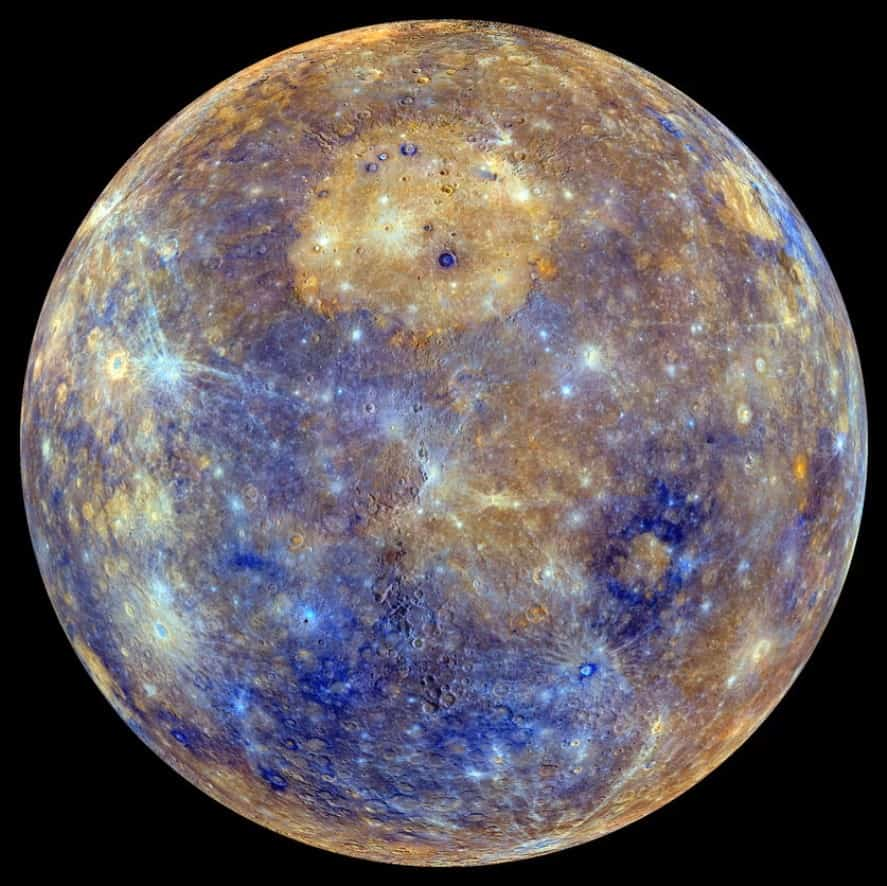 диаметр меркурия в диаметрах земли