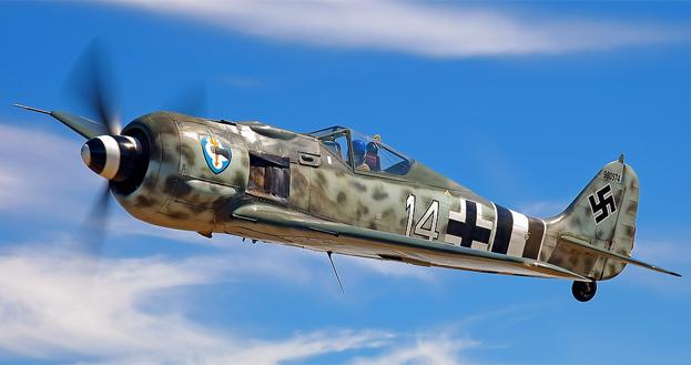 фокке вульф fw 190