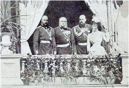 союз трех императоров кратко