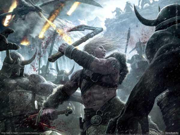 где обитали викинги