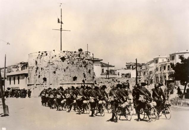 оккупация италией абиссинии