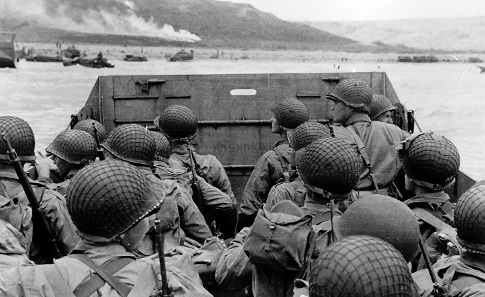 операция хаски 1943