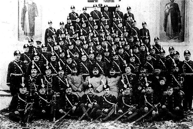 жандармы в российской империи