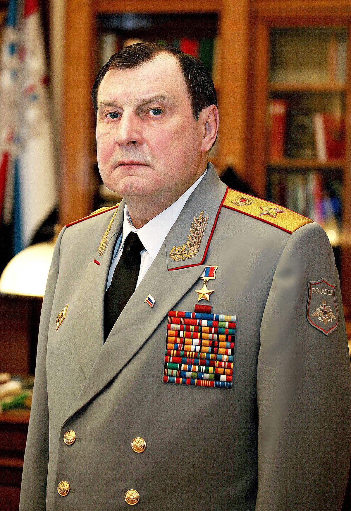 военный министр россии