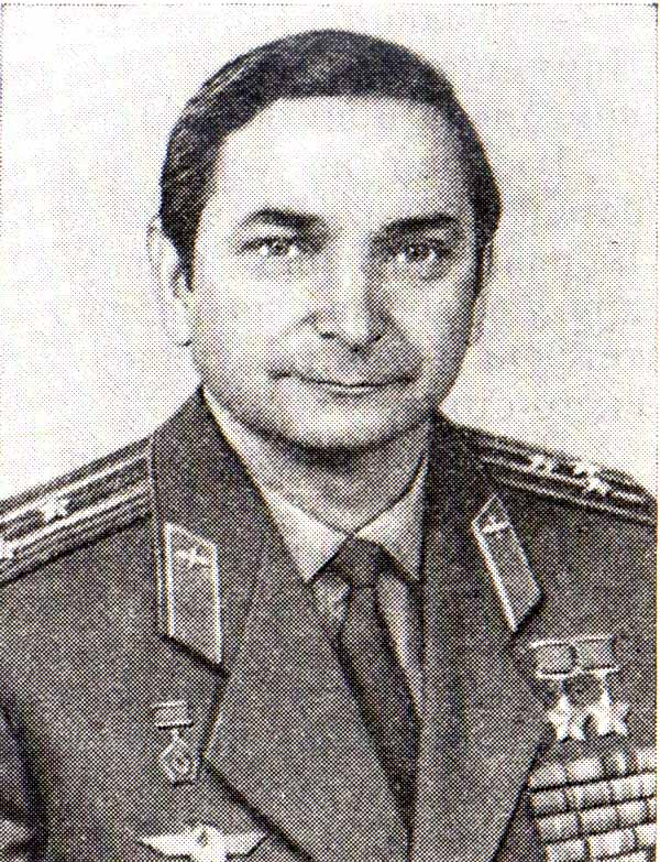 валерий быковский космонавт википедия
