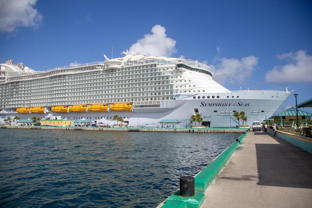 самый большой пароход