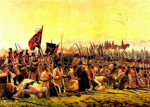 польское восстание 1863 года