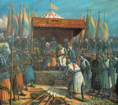 болдуин 4 король иерусалима