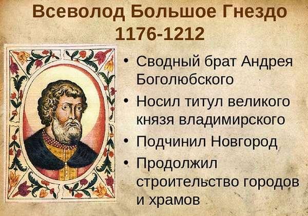 убийство князя андрея боголюбского википедия