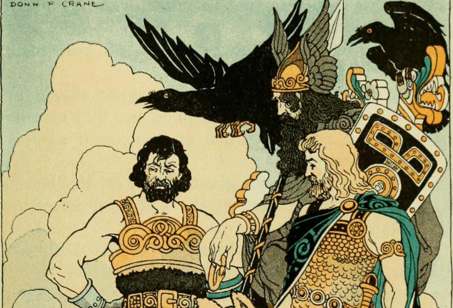 ермунганд скандинавская мифология