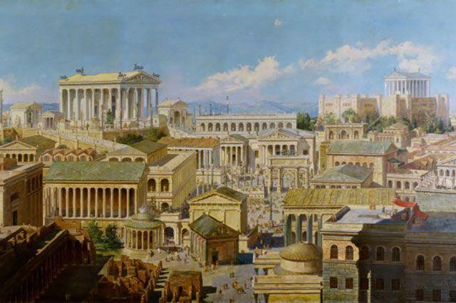 кто поджог рим