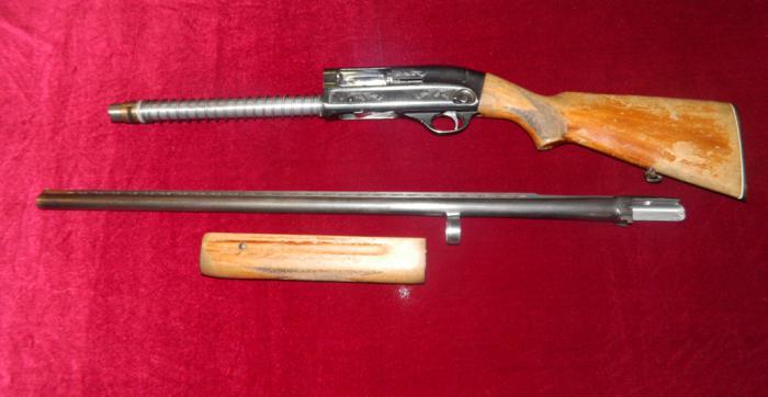 ружье мц 2112 характеристики