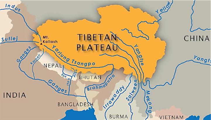 тибет китай