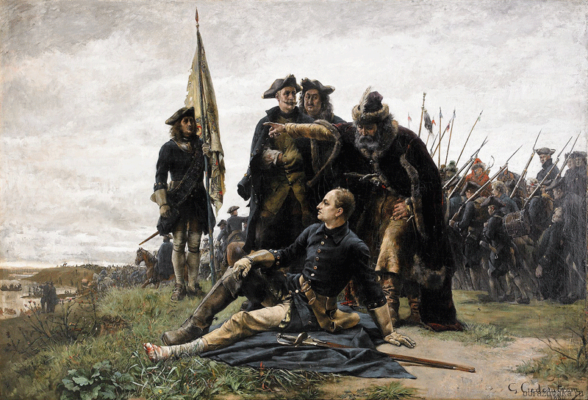 значение победы русской армии в полтавской битве