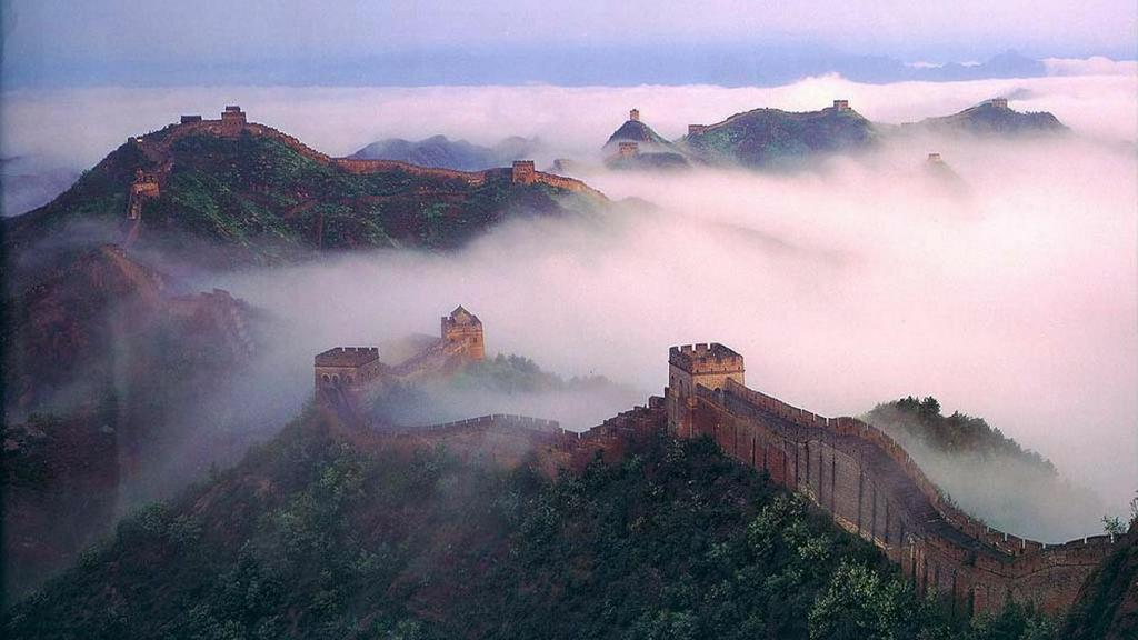 кто построил китайскую стену на самом деле