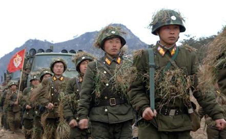 корейская армия южная корея