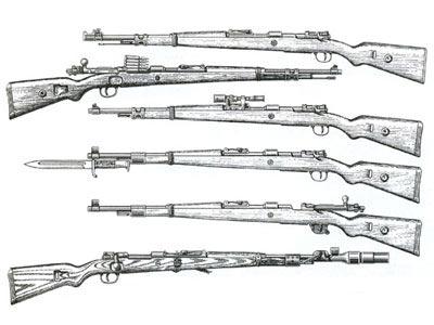 каряк винтовка