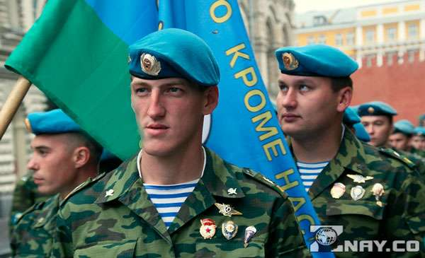 зеленые береты россия