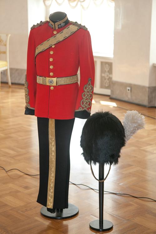 форма офицеров царской армии