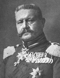 фон гинденбург