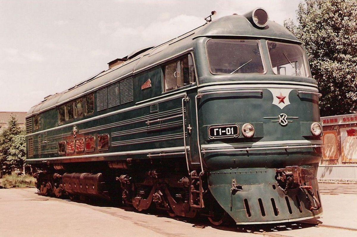самый мощный локомотив