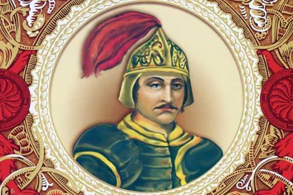 убийство древлянами князя игоря произошло