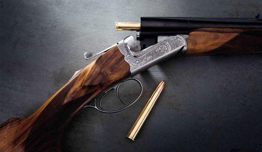 комбинированное оружие для охоты
