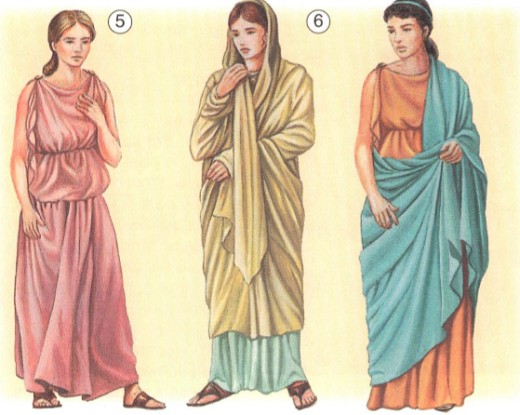 мода в древнем риме