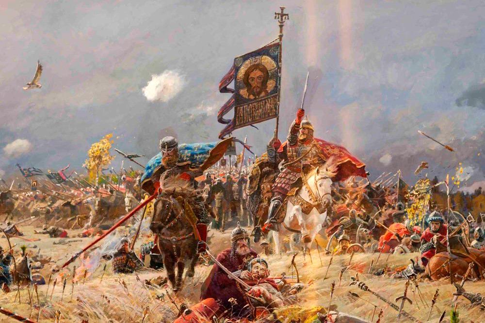 поход крестоносцев на русь