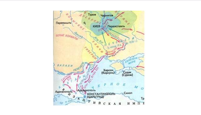 завоевание дунайской болгарии