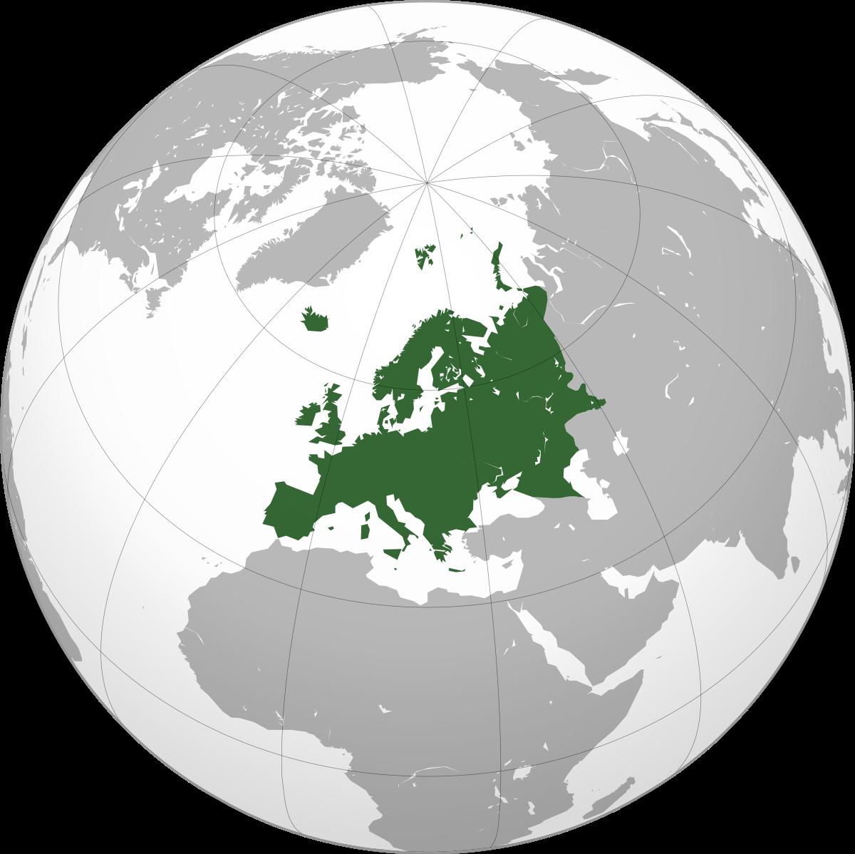 считается ли россия европой