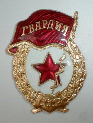 высшая солдатская награда вов