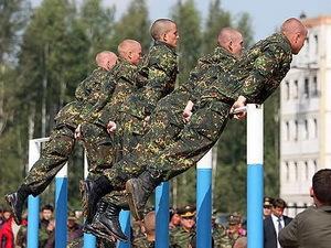 кифоз армия