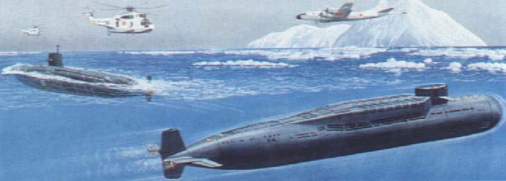 подводные лодки проекта 667бдр кальмар