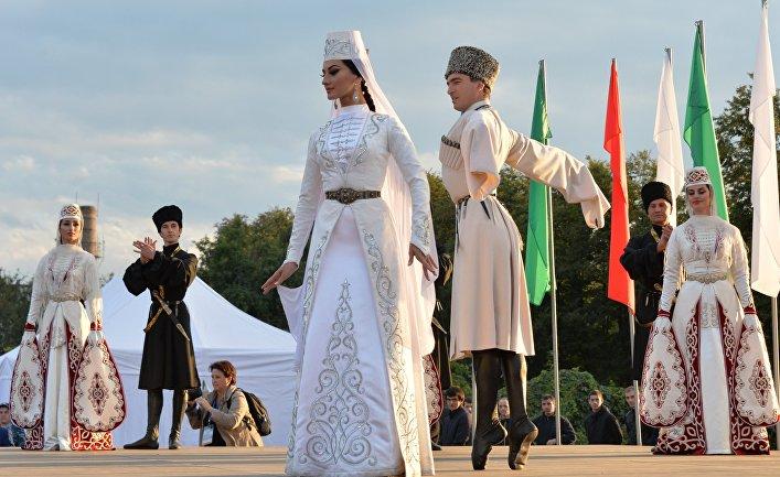 национальности северного кавказа