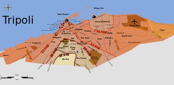 причины гражданской войны в ливии