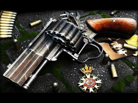 большой пистолет