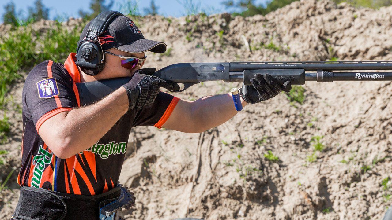 гладкоствольное ружье для самообороны