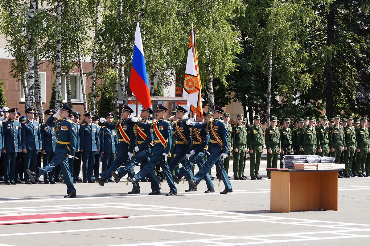 балашиха военная академия