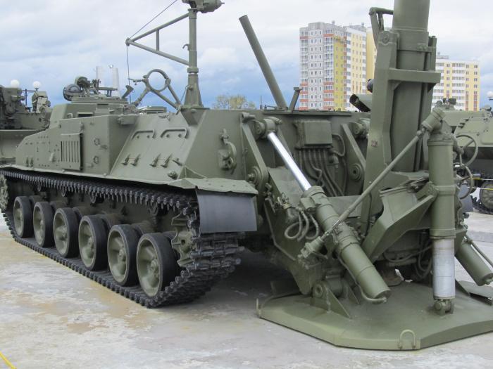 2с4 тюльпан 240 мм самоходный миномет