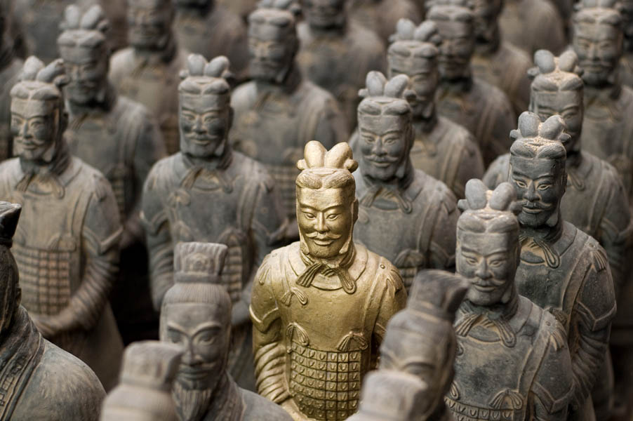 китайские войны древности